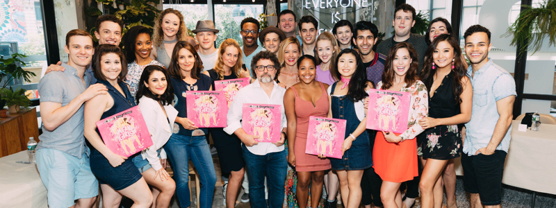 Tina Fey & the Cast of Mean Girls Celebrate Vinyl Release
