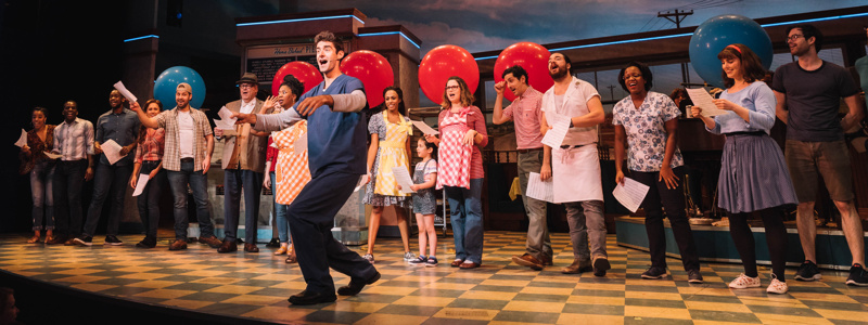What Baking Can Do! Waitress Celebrates 1,000 Broadway