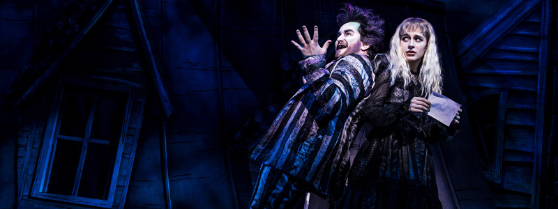 Beetlejuice Musical Confirms Principal Casting For Broadway First Preview Date Is Set Broadway Buzz Broadway Com