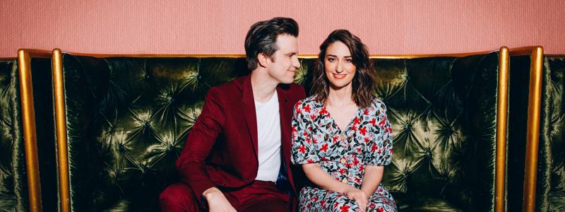 Waitress Stars Sara Bareilles & Gavin Creel on the Risk of Working