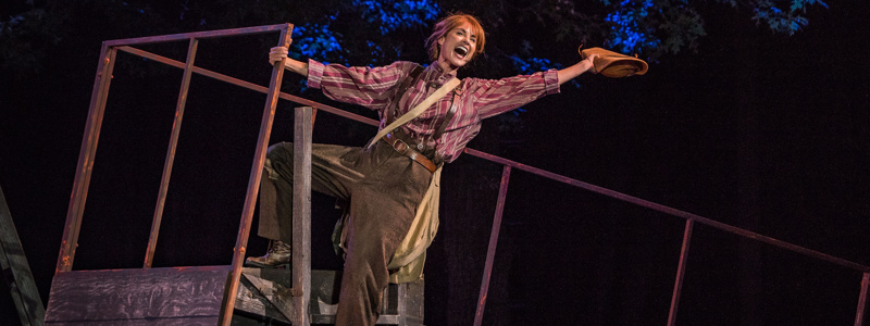 Exclusive! Beth Malone Returns to The Unsinkable Molly Brown in