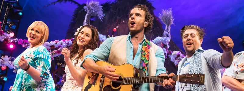 Jimmy Buffett Musical Escape to Margaritaville Will End Its