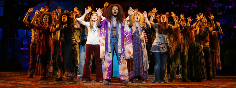 NBC to Bring the 'Age of Aquarius' to TV Audiences with Hair Live
