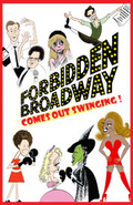 Forbidden Broadway Comes Out Swinging!