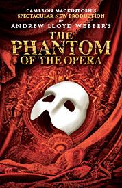 The Phantom of the Opera Tickets