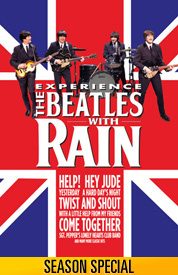 Experience The Beatles With Rain