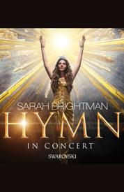 Poster for HYMN: Sarah Brightman In Concert