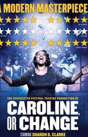 Poster for Caroline, or Change