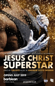 Poster for Jesus Christ Superstar