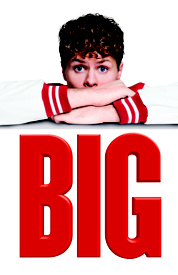 Poster for Big The Musical
