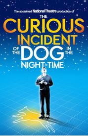 Poster for The Curious Incident of the Dog in the Night-Time