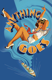 Poster for Anything Goes