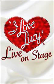 Poster for I Love Lucy Live on Stage