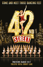 Poster for 42nd Street