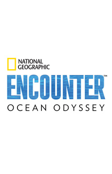 National Geographic Encounter: Ocean Odyssey, National Geographic, NYC Show Poster