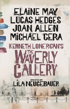 The Waverly Gallery, John Golden Theatre, NYC Show Poster