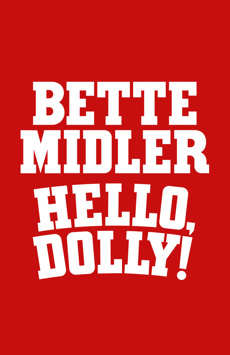 Hello, Dolly!, Shubert Theatre, NYC Show Poster