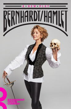 Bernhardt/Hamlet, American Airlines Theatre, NYC Show Poster