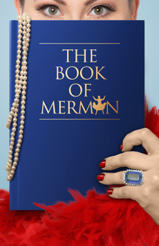 The Book of Merman, St. Luke's Theatre, NYC Show Poster