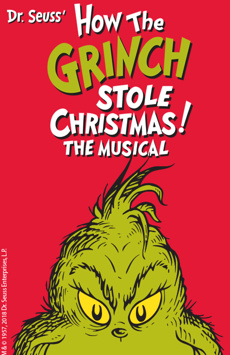 Dr Seuss How The Grinch Stole Christmas Hulu Theater At Madison Square Garden