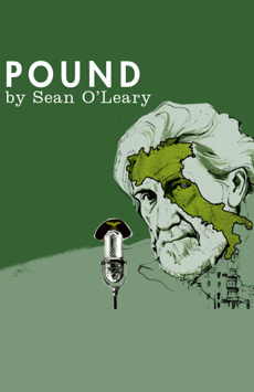 Pound, The Lion Theatre at Theatre Row, NYC Show Poster