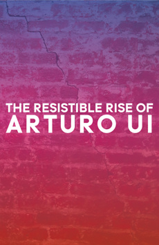 The Resistible Rise of Arturo Ui, Classic Stage Company, NYC Show Poster