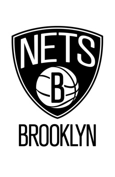 Brooklyn Nets, Barclays Center, NYC Show Poster