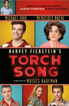 Torch Song, The Helen Hayes Theater, NYC Show Poster