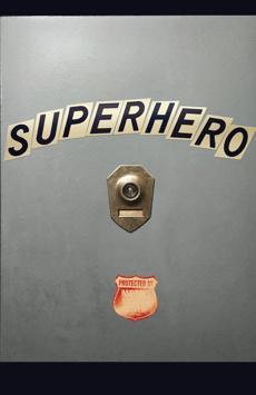 Superhero, Tony Kiser Theatre, NYC Show Poster