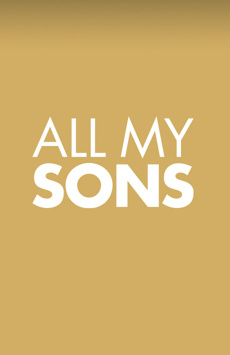 All My Sons, American Airlines Theatre, NYC Show Poster
