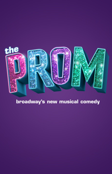 The Prom, Longacre Theatre, NYC Show Poster