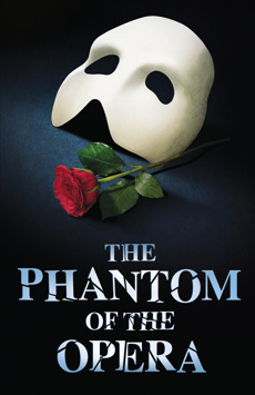 The Phantom of the Opera, Majestic Theatre, NYC Show Poster