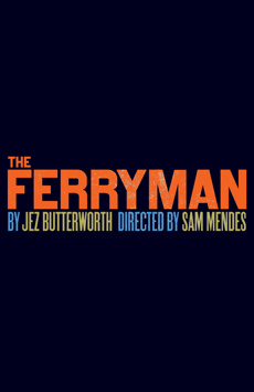 The Ferryman, Bernard B. Jacobs Theatre, NYC Show Poster