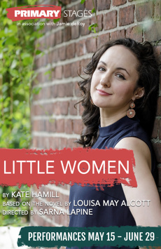 Little Women, Cherry Lane Theatre, NYC Show Poster