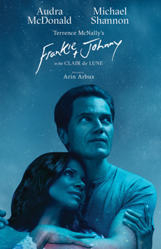 Frankie and Johnny in the Clair de Lune, Broadhurst Theatre, NYC Show Poster