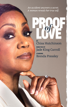 Proof of Love, Minetta Lane Theatre, NYC Show Poster