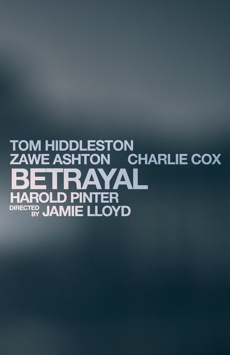 Betrayal, Bernard B. Jacobs Theatre, NYC Show Poster