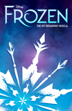 Frozen, St. James Theatre, NYC Show Poster