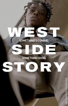West Side Story, Broadway Theatre, NYC Show Poster