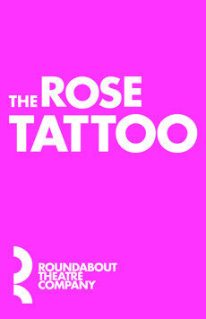 The Rose Tattoo, American Airlines Theatre, NYC Show Poster