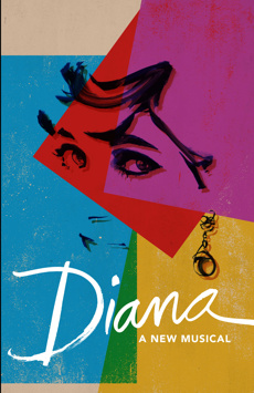 Diana, Longacre Theatre, NYC Show Poster