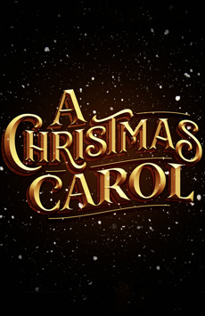 A Christmas Carol, Lyceum Theatre, NYC Show Poster
