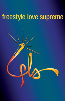 Freestyle Love Supreme, Booth Theatre, NYC Show Poster