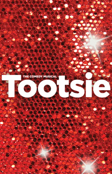 Tootsie, Marquis Theatre, NYC Show Poster