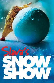Slava's Snowshow, Stephen Sondheim Theatre, NYC Show Poster