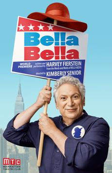 Bella Bella, Manhattan Theatre Club Stage I, NYC Show Poster