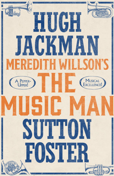 The Music Man,, NYC Show Poster