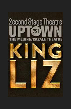 King Liz, WP Theater, NYC Show Poster