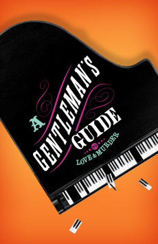 A Gentleman's Guide to Love & Murder,, NYC Show Poster