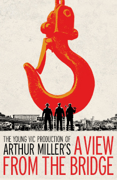 A View From the Bridge, Lyceum Theatre, NYC Show Poster